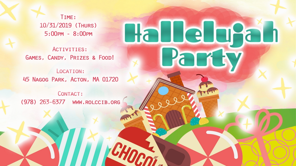 Hallelujah Party